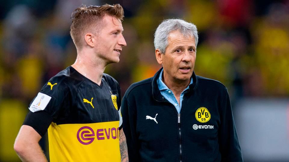 Bundesliga Thesen - Reus und Favre, die BVB-Meistermacher?