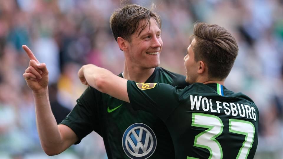 Bundesliga Thesen Wolfsburg Torjäger Weghorst
