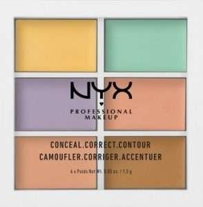 Übersicht über die Nyx Cosmetics
