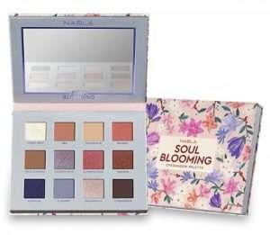 Nabla Lidschattenpalette - Soul Blooming Eyeshadow Palette