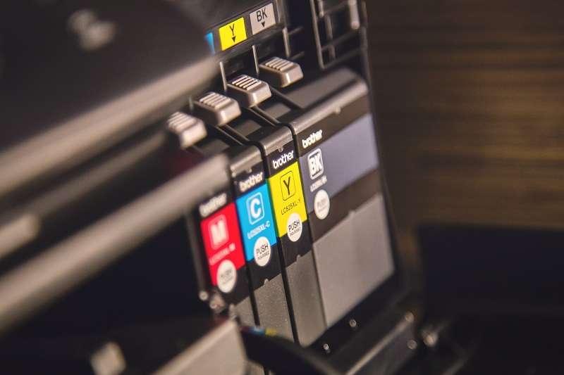 Druckerpatrone und Heimdrucker